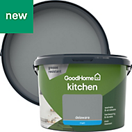 GoodHome Kitchen Delaware Matt Emulsion paint 2.5L
