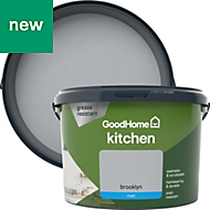 GoodHome Kitchen Brooklyn Matt Emulsion paint 2.5L