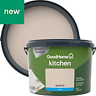 GoodHome Kitchen Santa fe Matt Emulsion paint 2.5L