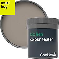 GoodHome Kitchen Caracas Matt Emulsion paint 0.05L Tester pot