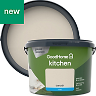 GoodHome Kitchen Cancun Matt Emulsion paint 2.5L