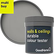 GoodHome Durable Cleveland Matt Emulsion paint 0.05L Tester pot