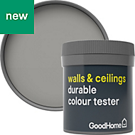 GoodHome Durable Cleveland Matt Emulsion paint 0.05L Tester pot