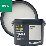 GoodHome Durable Vancouver Matt Emulsion paint 2.5L