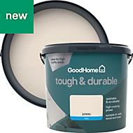 GoodHome Durable Juneau Matt Emulsion paint 5L