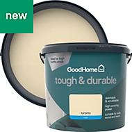 GoodHome Durable Toronto Matt Emulsion paint 5L