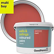 GoodHome Walls & ceilings Westminster Matt Emulsion paint 2.5L