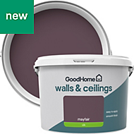 GoodHome Walls & ceilings Mayfair Silk Emulsion paint 2.5L