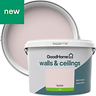 GoodHome Walls & ceilings Kyoto Silk Emulsion paint 2.5L