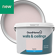 GoodHome Walls & ceilings Kyoto Matt Emulsion paint 2.5L