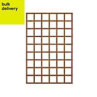 Traditional Square Trellis panel (H)1.83m(W)1.2m