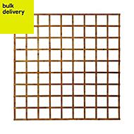 Traditional Square Trellis panel (H)1.83m(W)1.83m