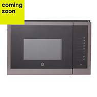 GoodHome GHMO25UK 900W Built-in Microwave