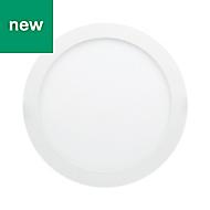 Karluk Matt White Non adjustable LED Downlight 21.5W IP65