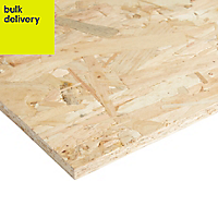 OSB 3 Board (Th)12mm (W)405mm (L)810mm