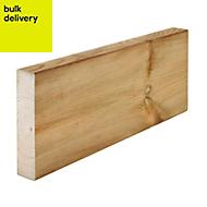 C16 Grade 2 Timber (T)45mm (W)145mm (L)3000mm