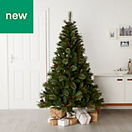 6ft Kaluga Pine Artificial Christmas tree