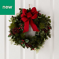 50cm Amden Wreath