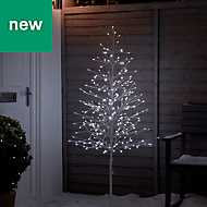 5ft Twig Pre-lit artificial Christmas tree