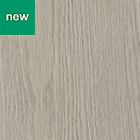 GoodHome DECOR 50 Wood effect Scotia trim, 220cm