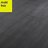 GoodHome Romford Oak effect Laminate flooring, 1.73m² Pack