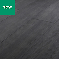GoodHome Romford Oak effect Laminate flooring, 1.72m² Pack