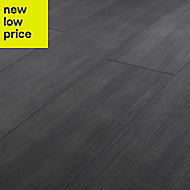 GoodHome Romford Oak effect Laminate flooring, 1.73m² Pack