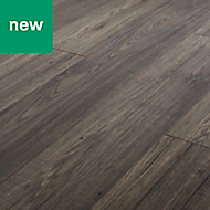 GoodHome Shildon Oak effect Laminate flooring, 1.75m² Pack