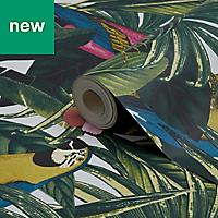 Cleome Tropical Wallpaper