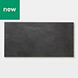 GoodHome Bachata Slate Tile effect Luxury vinyl click flooring, 2.6m² Pack