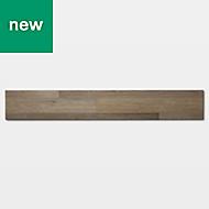 GoodHome Jazy Multi-grey Wood effect Luxury vinyl click flooring, 2.2m² Pack