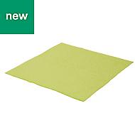 Microfibre Streak free cloth, Pack of 5