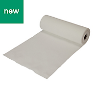 Disposable dusting sheet roll