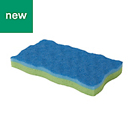 Sponge scourer, Pack of 3