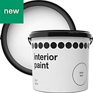 White Matt Vinyl emulsion paint 5L