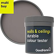 GoodHome Durable Cordoba Matt Emulsion paint 0.05L Tester pot