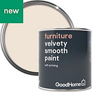 GoodHome Juneau Matt Furniture paint 125ml