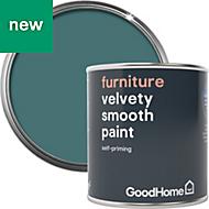 GoodHome Milltown Matt Furniture paint 125ml