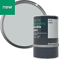 GoodHome Durable Denali Matt Wall tile & panelling paint 0.75L