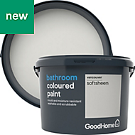 GoodHome Bathroom Vancouver Soft sheen Emulsion paint 2.5L