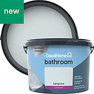 GoodHome Bathroom Hamptons Soft sheen Emulsion paint 2.5L
