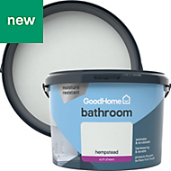 GoodHome Bathroom Hempstead Soft sheen Emulsion paint 2.5L