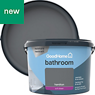 GoodHome Bathroom Hamilton Soft sheen Emulsion paint 2.5L