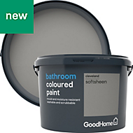 GoodHome Bathroom Cleveland Soft sheen Emulsion paint 2.5L