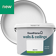 GoodHome Walls & ceilings Alberta Silk Emulsion paint 2.5L