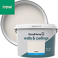 GoodHome Walls & ceilings Valdez Matt Emulsion paint 2.5L
