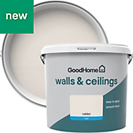 GoodHome Walls & ceilings Valdez Matt Emulsion paint 5L