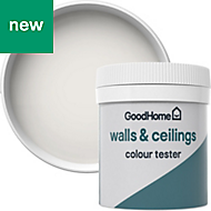 GoodHome Walls & ceilings Fairbanks Matt Emulsion paint 0.05L Tester pot