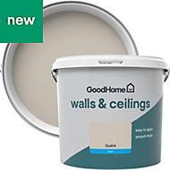 GoodHome Walls & ceilings Tijuana Matt Emulsion paint 5L