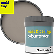 GoodHome Walls & ceilings Caracas Matt Emulsion paint 0.05L Tester pot